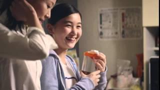 【山口まゆ】ACジャパン 交通遺児育英会「笑顔に変わる時」篇 15s