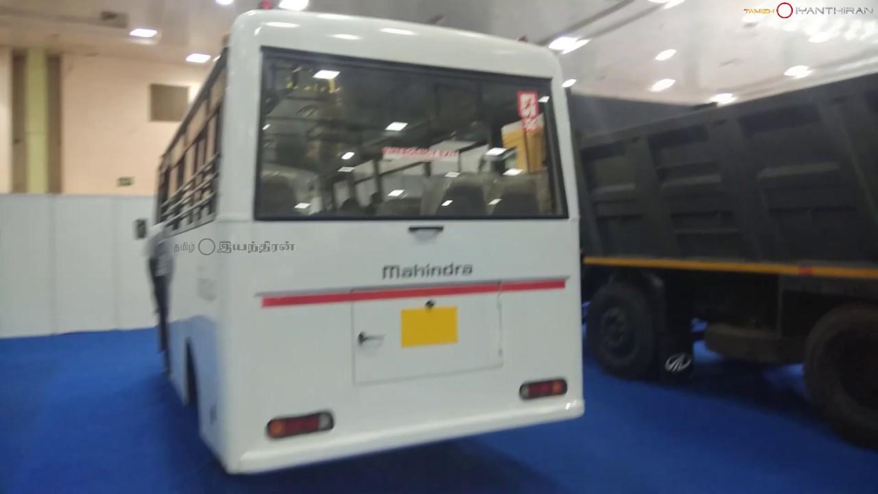 MAHINDRA TOURISTER EXCELO 2018