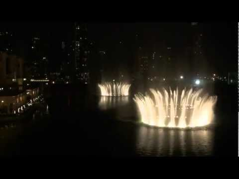 Dubai Music Fountains