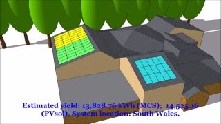 Solar PV Design - Commercial Example