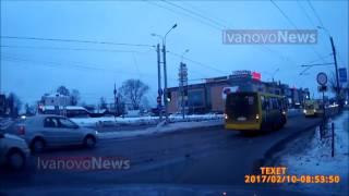 Автобусное представление Иваново