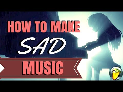 How To Make SAD MUSIC in 4 Easy Steps