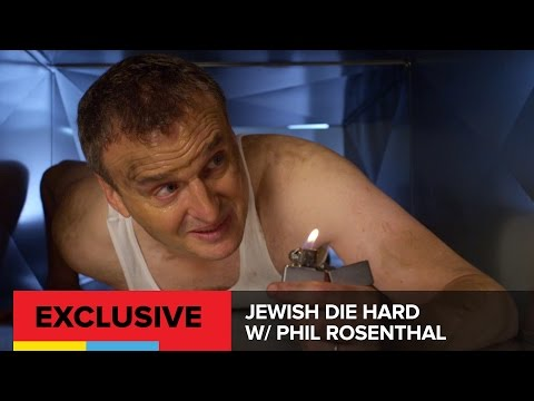 Jewish Die Hard with Phil Rosenthal
