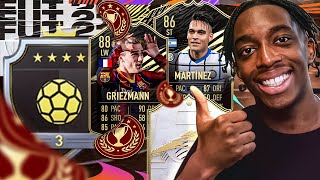 THE BASE ICON PACK WON'T GO AWAY?!?! OPENING ELITE REWARDS! TOTW IS MEHH!