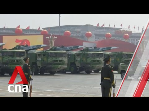 China's defence spending to rise 6.8% in 2021