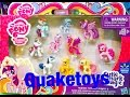 My Little Pony Princess Twilight Sparkle And Friends Mini Collection MLP Walmart Exclusive Blindbags