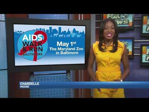 AIDS Walk & Run Baltimore 2016 - 10 Sec PSA