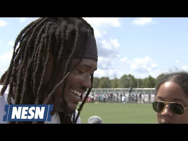 Dont'a Hightower On Patriots-Titans Joint Practices