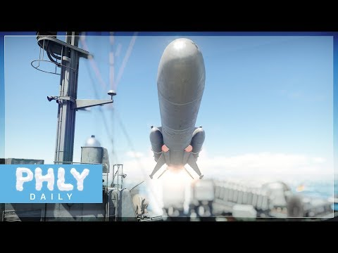 ANTI-SHIP MISSILES & Surface To Air Missiles | Would They Work? (War Thunder)