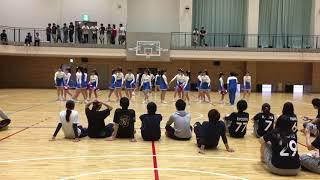 2017/5/28 四天王寺大学 スポーツ大会 チアリーディング部