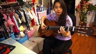 Phương Minh Phương/Chờ Đông/Guitarcover