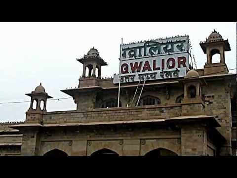 Birds at Gwalior Railway Station...