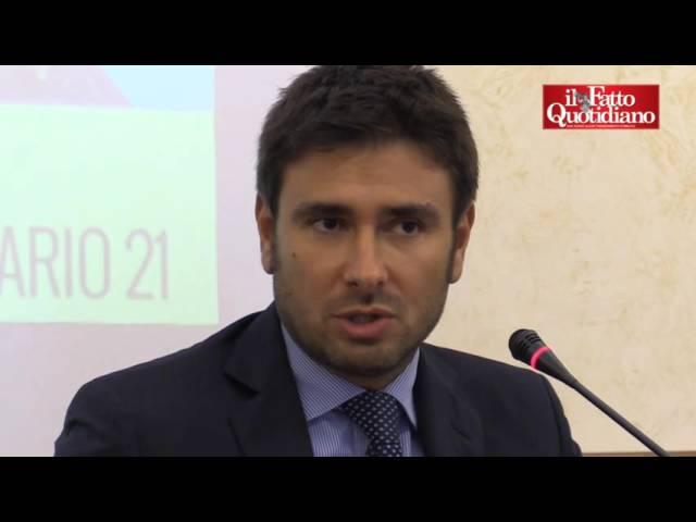 """Spese Ignazio Marino, Lombardi e Di Battista (M5S): """"Ha mentito, si deve dimettere"""""""