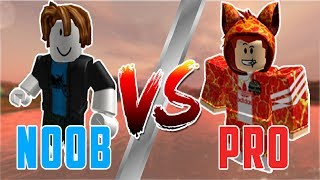 NOOB VS PRO - FRANCE Jailbreak Roblox