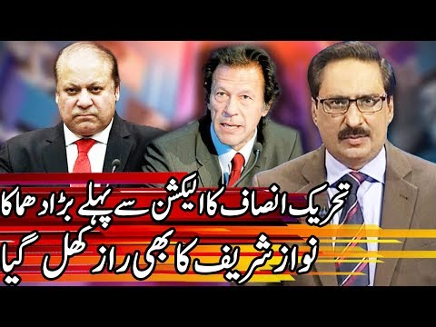 Kal Tak With Javed Chaudhry - 21 May 2018 - Express News