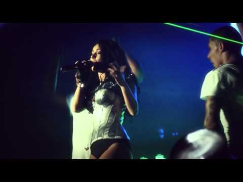 On The Road With INNA #159 Spain, Ciudad Real  - INNA @ Pop Star