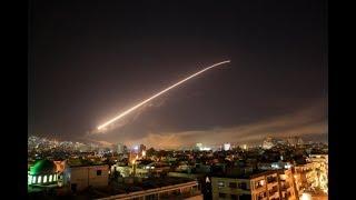 BREAKING: US BOMBS SYRIAN CAPITAL