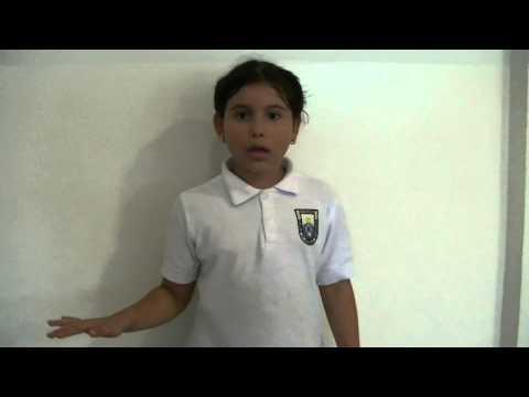 Audición María Carolina Bateman para la voz kids 2