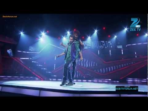 Rohan & Raghav. DiD Little Masters 4th August 2012 Vote for Rohan Now HD