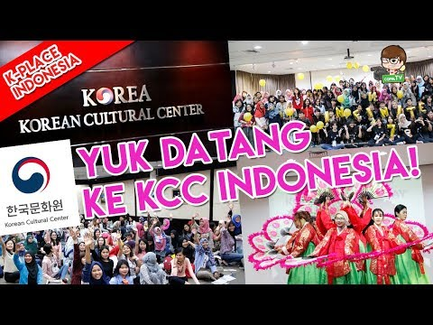Yuk Main ke Korean Cultural Center Indonesia ! - (K-PLACE INDONESIA) #1
