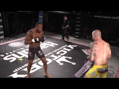 VFC Stir Cove 2 - Fight 12 - Victor Moreno vs  Brian Houston (Main Event)
