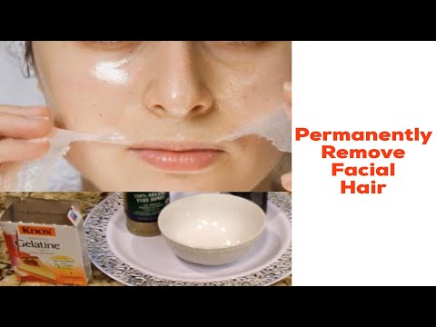 how-to-remove-unwanted-facial-hair-permanently- -100%-natural-home-remedy
