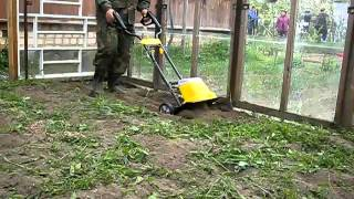 Культиватор електричний GUNTER ET-1643