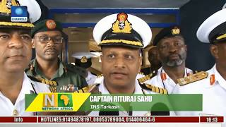 Network Africa: Military-Civilian Relationship Emphasized As Nigerian Navy Marks 61st Anniversary