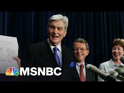 Former Senator John Warner Dies At 94 | Morning Joe | MSNBC