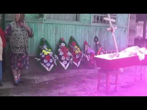 крутые похороны бабушки оли
