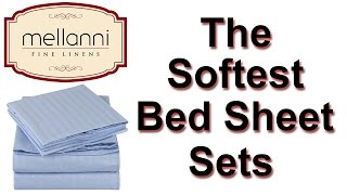Mellanni Grey Bed Set | Cal King Bed Set - Affordable And Luxurious(, 2015-11-12T06:18:19.000Z)