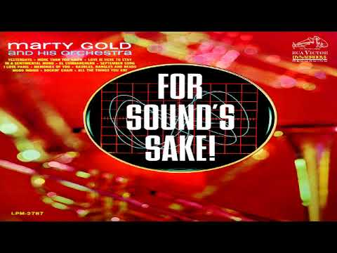Marty Gold - For Sound's Sake GMB