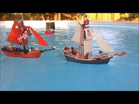 Playmobil Pirate Fleet Youtube