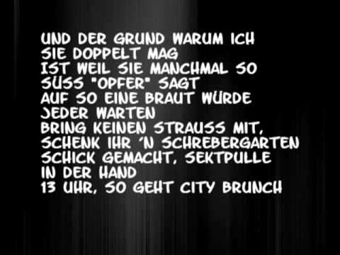 Culcha Candela - Berlin City Girl (mit Lyrics)