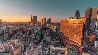 【Beautiful Japan】夕方の新宿  Shinjuku 202106