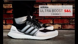 Tulipanes distancia modelo  Style and Lux | Adidas Ultraboost S&L review - YouTube