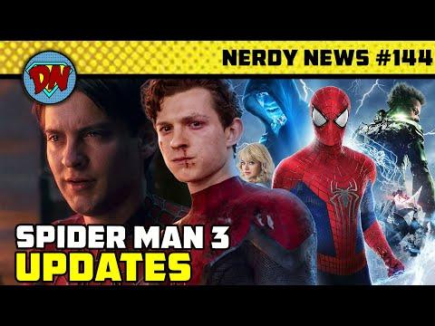 Snyder Cut Trailer, Spider Man-3 Updates, Black Panther 2, New Joker Look, Thor 4 | Nerdy News #144