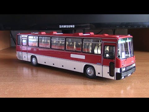 Модель автобуса IKARUS 250 59 ClassicBus