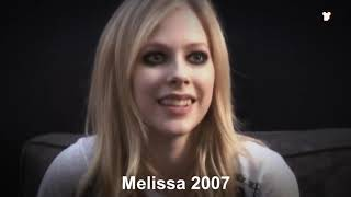 Скачать Avril Lavigne VS Double 2004 2007 Interviews