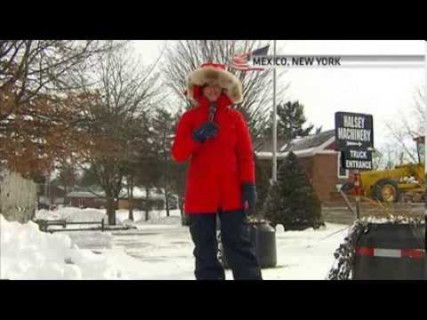 Nightly Business Report: Arctic blast and your wallet