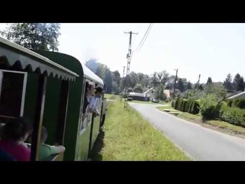 LENTI  Hungary steam engine 2014