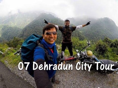 Vlog 07 Dehradun City Tour | Uttarakhand
