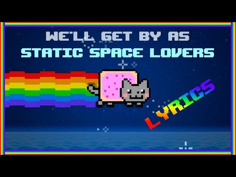 Foster The People - Static Space Lover (Lyrics Unofficial Video)