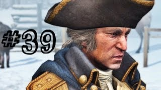 Assassin's Creed 3 Gameplay Walkthrough Part 39 - Missing Supplies - Sequence 9