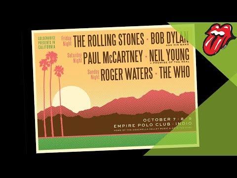 Desert Trip announced! Stones, Dylan, Macca & more! Thumbnail image