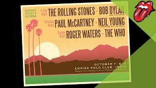 Desert Trip announced! Stones, Dylan, Macca & more!