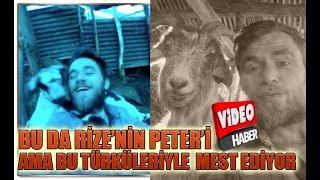 Rizeli Çoban Türküleriyle mest ediyor