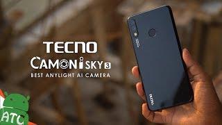 Tecno Camon i SKY 3 Budget Smartphone Review | ATC