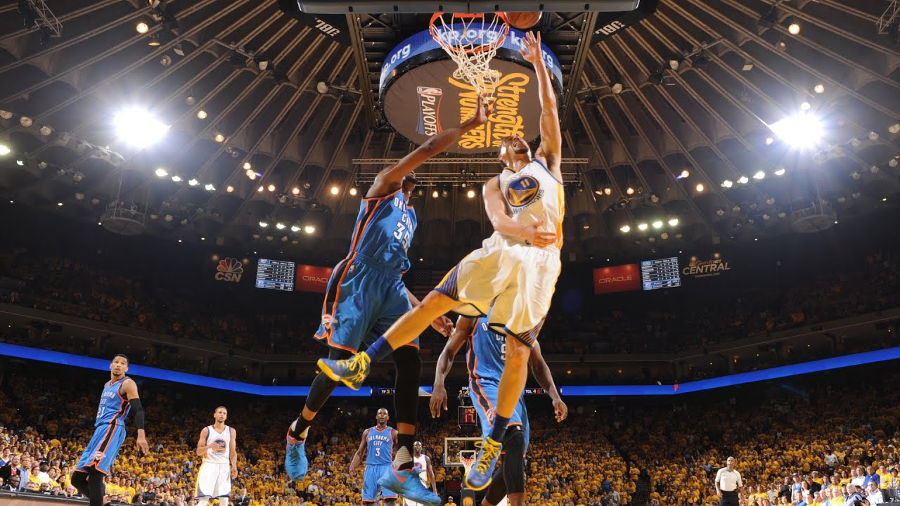 Warriors Fall to OKC 108-102 in Game 1