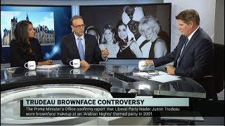 Journalists Discuss Trudeau Brownface Controversy
